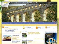 Office de tourisme du pont du gard - Office de tourisme du pont du gard ...