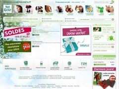 Le site officiel d'Yves Rocher