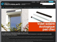 Fabricant volets roulants, volets battants