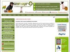 animalerie en ligne vente en ligne de produits pour les animaux. Black Bedroom Furniture Sets. Home Design Ideas
