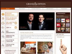 GrandAudition aides auditives
