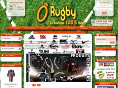 O-rugby La boutique 100% RUGBY